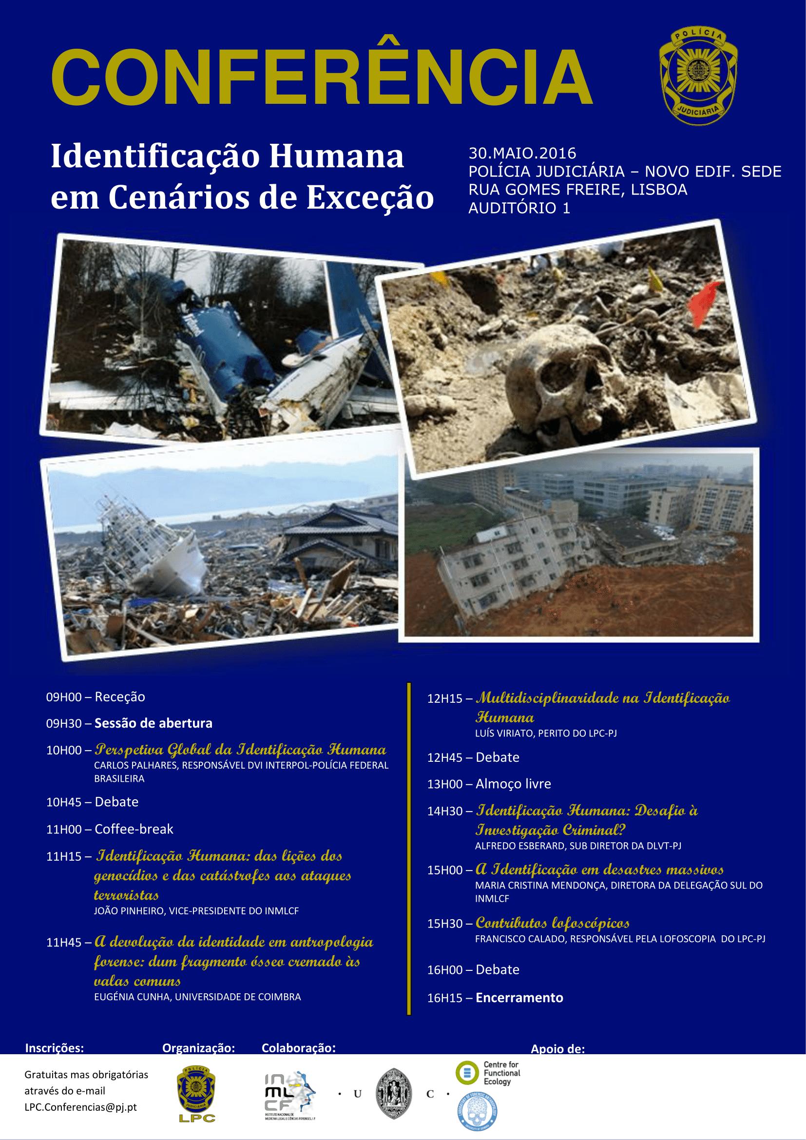 Conferencia LPC Programa