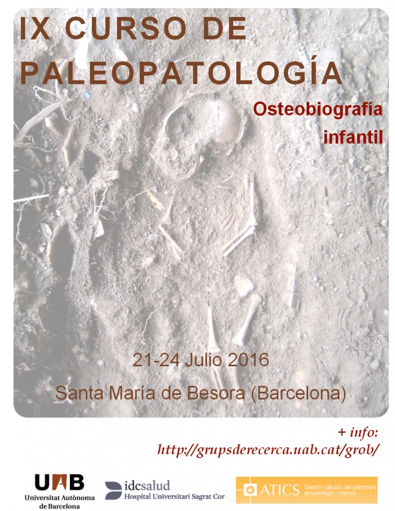 IXcursoPaleopatologia